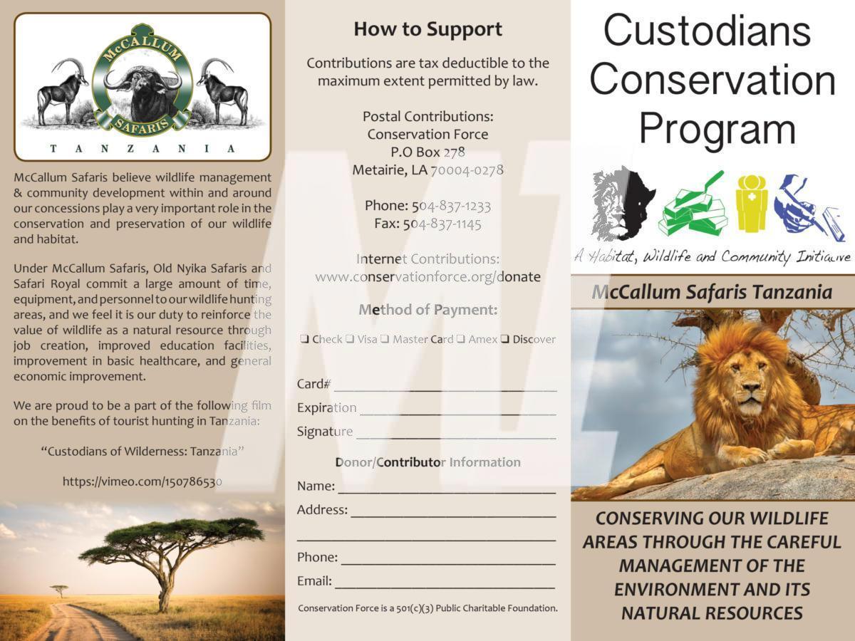 ConservationForce2017A